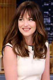flesh color hair trend 2015 fifty shades of grey star dakota johnson s makeup how to glamour