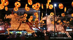 lanterns new year new year in singapore 2018