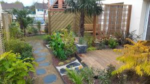 Amenagement Parterre Exterieur by Conception D U0027un Jardin Ambiance