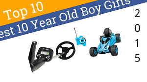 10 best 10 year boy gifts 2015