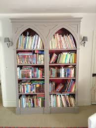 Arched Bookcase Dunford Woodwork