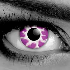 louis fx contact lenses premium cls pair vampfangs