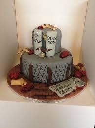 walking dead cake ideas walking dead 30th birthday cake hayley s bakes
