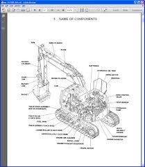 new holland crawler excavators repair manual heavy technics repair