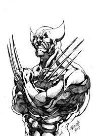 marvel heroes wolverine by fpeniche on deviantart