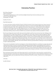 ideas collection cover letter for grad student in reference