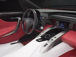lexus supercar interior lexus lf a roadster concept 2008 pictures information u0026 specs