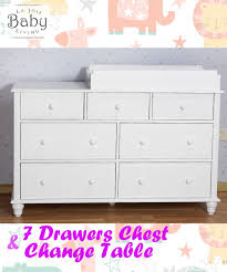 Change Table Chest Of Drawers 7 With Change Table Wholesales Direct