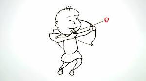 happy cupid valentine u0027s day fun character whiteboard animation