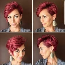 Kurzhaarfrisuren Damen Dunkle Haare by Die Besten 25 Kurze Dunkle Haare Ideen Auf Mittel