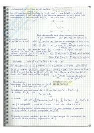 dispense analisi 1 teoria e esercizi svolti seconda parte appunti di analisi