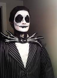 Jack Pumpkin King Halloween Costume 25 Halloween Makeup Ideas Men