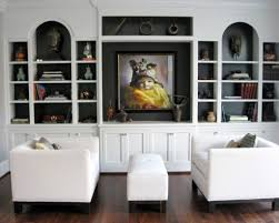 beautiful built in contemporary home entertainment center wall