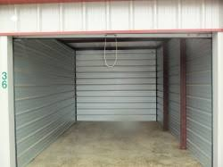 Size Of A Two Car Garage Larger Unit Size A Bears Cubby Hole Self Storage 6705 Dogwood Dr