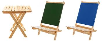 Blue Ridge Chair Works Beautifully Simple Wooden Camp Furniture - Blue ridge furniture