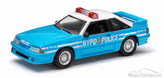 sky blue mustang nypd 1987 ford mustang sky blue greenlight 42710d 1 64 scale