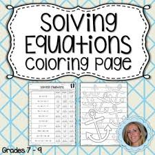 116 best ms equations images on pinterest solving equations