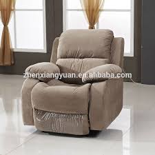 Fabric Recliner Sofa Sf8008 Single Manual Fabric Rocker Swivel Recliner Sofa Buy