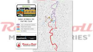 Austin Marathon Map by What You Need To Know About This Weekend U0027s Rock U0027n U0027 Roll Marathon