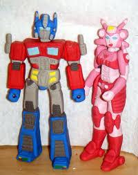 optimus prime cake topper seibertron energon pub forums transformers wedding cake