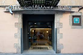 hotel catalonia born barcelona spain booking com