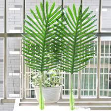 Artificial Tree For Home Decor 63cm Latex Fabric Wedding Easter Home Church Decor Artificial