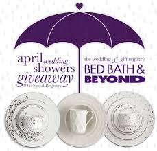 wedding gift registry canada bed bath and beyond wedding registry canada bernit bridal