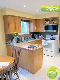 Professionally Painted Kitchen Cabinets by Toronto Kitchen Cabinets Painting Staining Refinishing