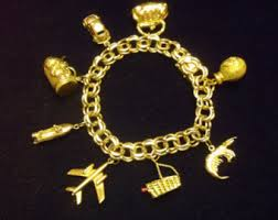 charm bracelet charms gold images Manificent decoration gold charms for bracelets 9ct gold charm jpg