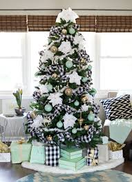 Christmas Decoration Ideas For Your Home A Blue Blue Christmas Style Series Ideas Party Pennies And