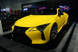 lexus lc 500 competition world u0027s first tuned lexus lc 500 debuts autoguide com news