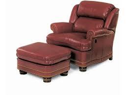 tilt back chair with ottoman hancock and moore living room austin tilt back chair 2032nb stacy