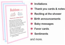 bridal shower gift poems baby shower poems verses at babbee