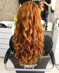 wavy hair natural hair deva cut deva curl ginger wavy