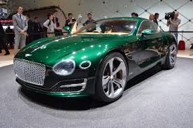 bentley exp 10 interior production bentley exp 10 speed6 due in 2018 autoguide com news