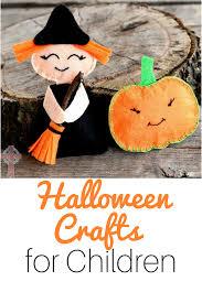 super fun halloween crafts for kids fun halloween crafts