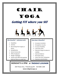 Chair Exercises For Seniors Chair Yoga Sequences Pdf 100 Images Blog Smart N Comfy 8