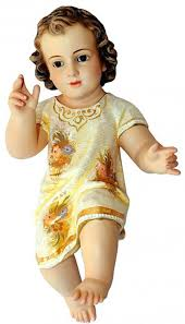 child jesus for bed spanish statue infant only