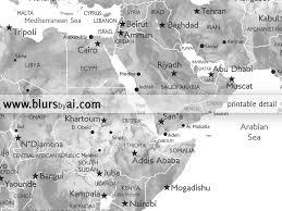 Jordan World Map by Personalized Printable World Map Grayscale Watercolor U2013 Blursbyai