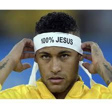 headband men 100 jesus print basketball sports headband men women running