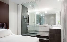 Open Bathroom Design by Shower In Bedroom Design Best Home Design Ideas