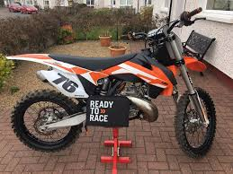ktm 250 sx 2016 in edinburgh city centre edinburgh gumtree
