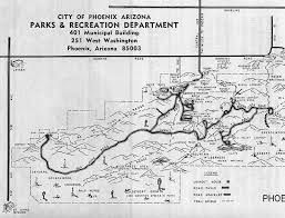 map ot ot south mountain 1964 map and bridge mtbr