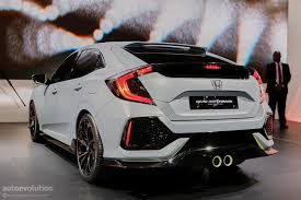 honda civic 2016 honda civic hatchback coming to new york civic si and new type r