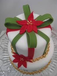 mini 2 tier christmas cake cakecentral com