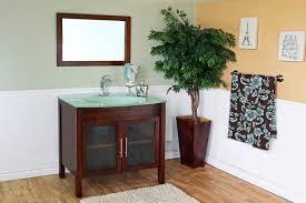 67 Bathroom Vanity by 39 4 In Single Sink Vanity Wood Walnut 202140 W Corbel Universe