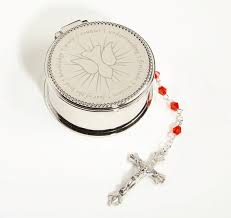 rosary cases confirmation rosary box rosary cases holders