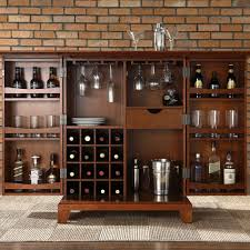 the enchanting small bar cabinet for your home entertainment