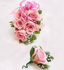 where can i buy a corsage and boutonniere for prom pink corsage boutonniere in douglasville ga forever