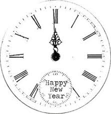 New Year Decoration Printable by Old Stop Watch Google Search Clockfaces Pinterest